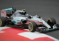 El más veloz en practica 2 de GP México fue Nico Rosberg