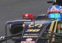 Terminó la practica uno del GP de México en Formula 1