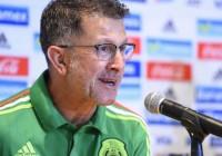 Hay que hacer pesar la localía: Juan Carlos Osorio