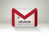 Más de 1,000 millones de usuarios en WhatsApp y Gmail