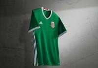 Selección Mexicana tiene nuevo jersey