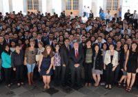 Becarios mexicanos que estudiarán en Francia