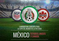 Es oficial, México, Estados Unidos y Canadá van por Mundial 2026
