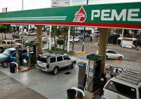Precio de gasolina Magna a 16.54 pesos