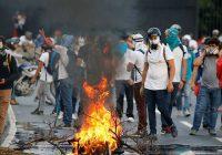 Protestas en Venezuela dejan 26 muertos