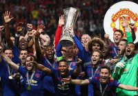 Manchester United gana la Europe League
