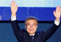 Nuevo presidente en Corea del Sur
