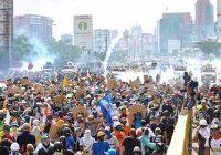 Van 39 muertos  por enfrentamientos en Venezuela