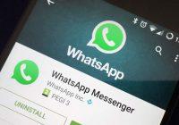 Nuevas funciones en WhatsApp
