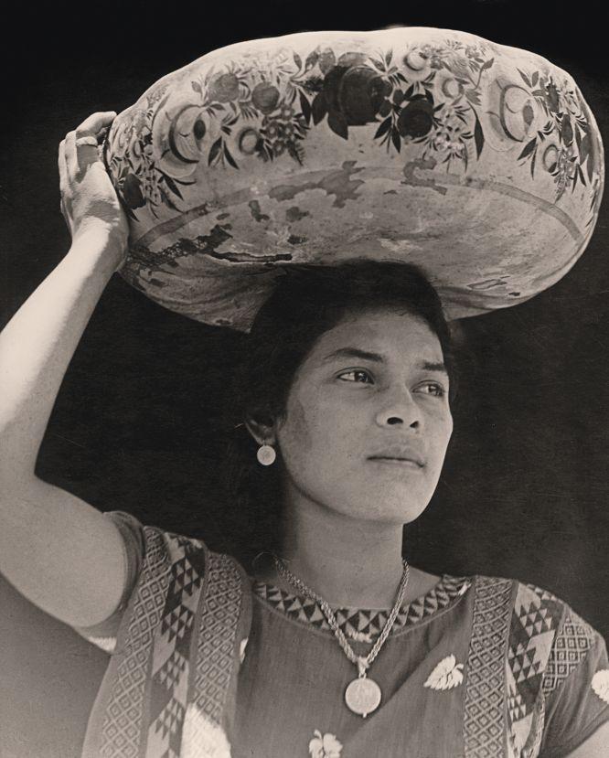 Mujer de Tehuantepec - Tina Modotti