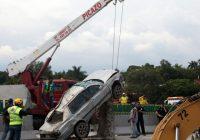 """""""Les conviene negociar"""": Ruiz Esparza a familiares de accidentados del socavón"""