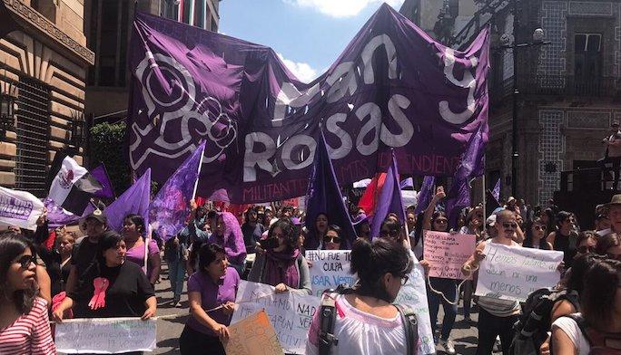 Marchan para exigir justicia para Mara Castilla