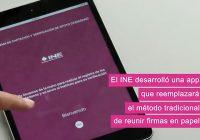Problemas con app para independientes