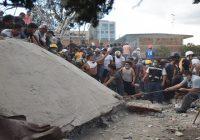 Empresa derrumbada en el sismo retenía el pasaporte a mujeres para obligarlas a trabajar