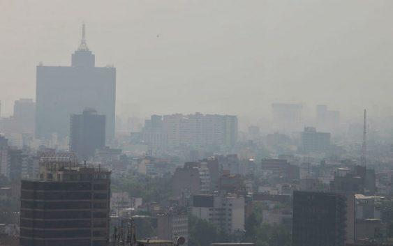 Contaminación resta cuatro meses de vida en la CDMX