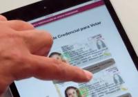INE analiza ampliar periodo de recolección de firmas