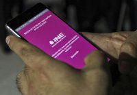 Dan app de INE a firma polémica