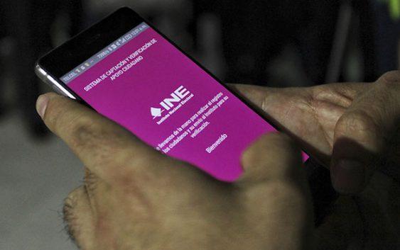 app del ine para independientes