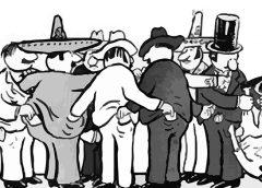 La corrupción es el pecado original de México afirman expertos extranjeros