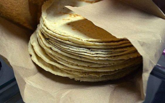 Aumenta el doble el precio de la tortilla
