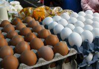 Aumenta el precio del huevo en la CDMX