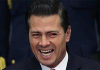 """Peña y cuatro secretarios con """"fuerte irritación en los ojos"""""""