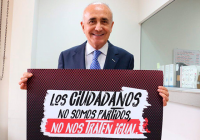 """""""Soy un ciudadano que decidió vivir entre la mierda… esperando que un día huela bien"""": Pedro Ferriz"""
