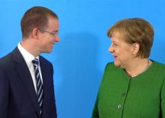 Anaya se reúne con Angela Merkel