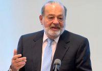 Carlos Slim se define políticamente (y es en favor de sus propios intereses)