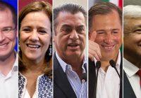 ¿Cómo van los candidatos para el debate presidencial?