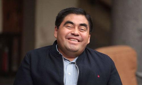 Miguel Barbosa, encuesta 2018 Puebla