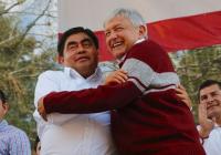 Candidato de AMLO arrasará en Puebla
