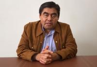 Puebla debe evitar el sometimiento: Barbosa