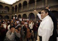 Barbosa quiere gobernar Puebla
