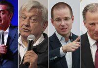Mañana será segundo debate presidencial