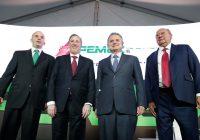 Romero Deschamps evitó pérdida de empleos: Meade