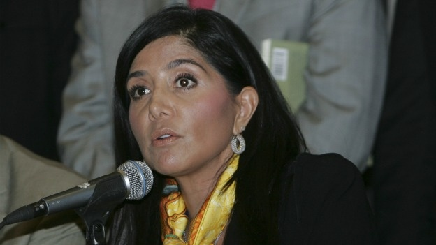 Alejandra Barrales se integra al gabinete del DF