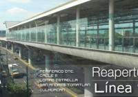 WiFi para cinco estaciones de Linea 12 del Metro