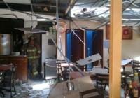 Fuga de horno de pizzería provoco explosión en Copilco