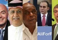 Ya hay candidatos oficiales para presidencia de la FIFA