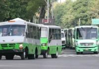 Buscan crear Mapa de transito de transportes en CDMX