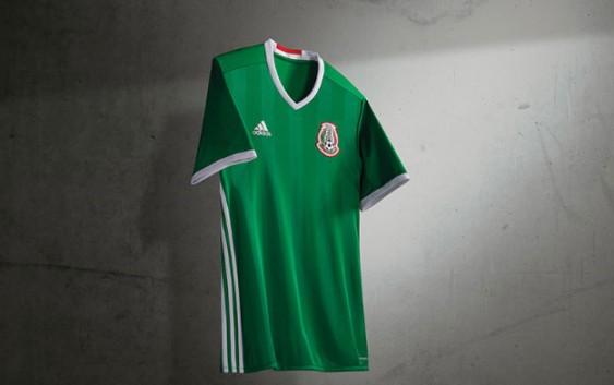 d52cd57d33cbf Nuevo Jersey de la Selección Mexicana