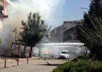 En Turquía coche bomba deja 48 heridos
