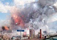 Familias de nuevo sufren por explosión en Tultepec