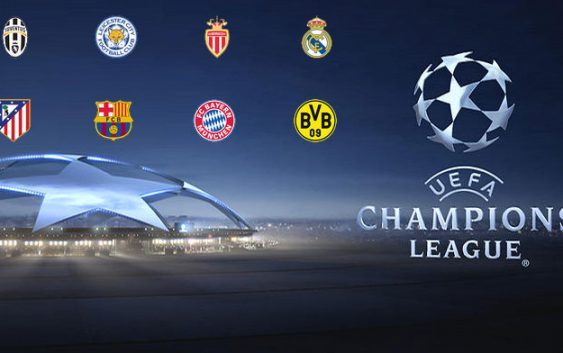 Partidos de vuelta en cuartos de final de Champions League – Reporte ...