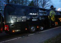 Explosión de autobús suspende Borussia Dortmund vs Mónaco