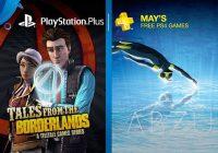 Juegos gratis de PlayStation Plus para Mayo