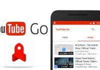 YouTube Go permitirá ver video offline