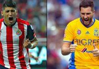 Empate en final de ida entre Tigres vs Chivas