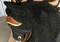 Condenados por esconder cocaína dentro de una 'cabeza de caballo'
